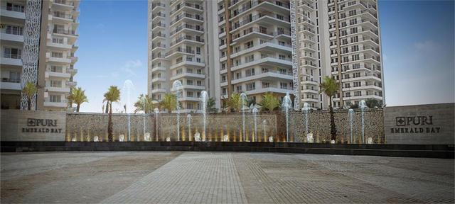Puri Emerald Bay Ready to Movein Apartments on Dwarka Exp