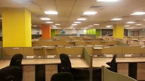 sq.ft Exclusive office space for rent at st johns road