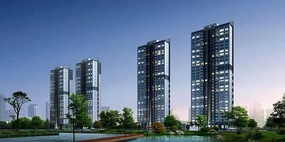Buy office spaces at Viridian Red Noida