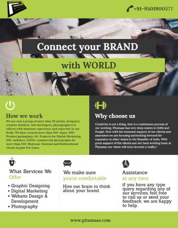 Digital Marketing Agency For Connect Your Brand with The