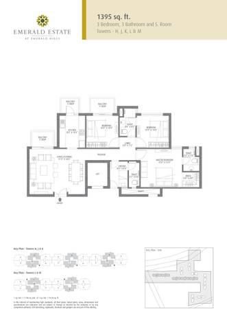 Emaar Emerald Estate -Enjoy the Luxury & Security Lifestyle