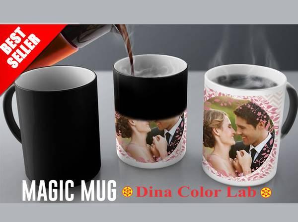 Photo Coffee Mug Online | Personalized Mugs | Magic Mug