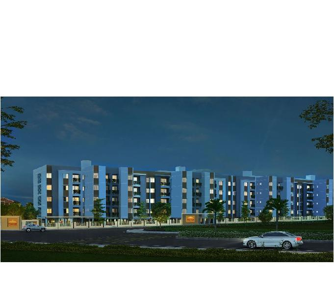 2 BHK Flat For Sale In South Bangalore From 30 Lac Onwards