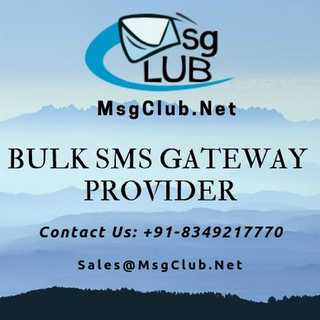 Bulk SMS Gateway Provider Is A Perfect Marketing Tool