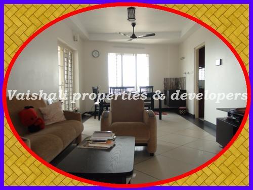 1874 sqft 3 Bedrooms Flat Near Calicut City