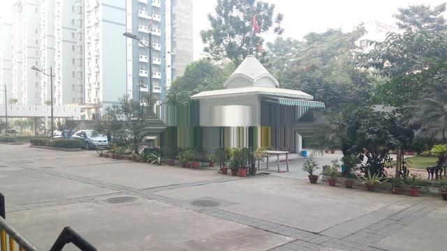 3BHK Flat for Rent in South City Garden New Alipore