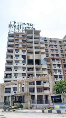 3BHK Residential Flat for Sale in Hiland Willows Newtown