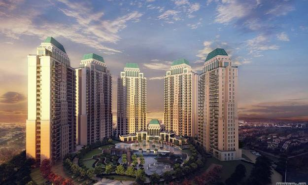 ATS Tourmaline Ready to Move n 3BHK Apartments in Sector