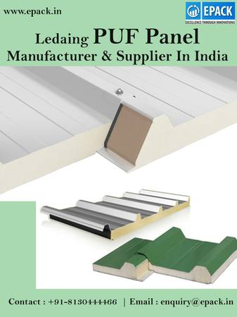 Best PUF Panel Manufacturers in India