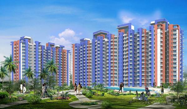 Get a premium home in French Apartments Noida @