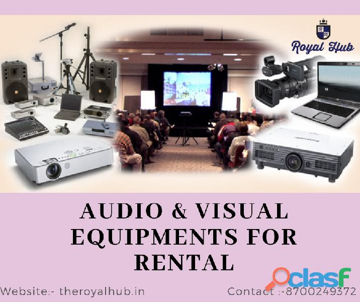 Led wall for rent in delhi
