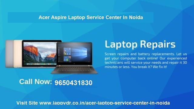 Repair Your Acer Laptop At Your Doorstep In Noida