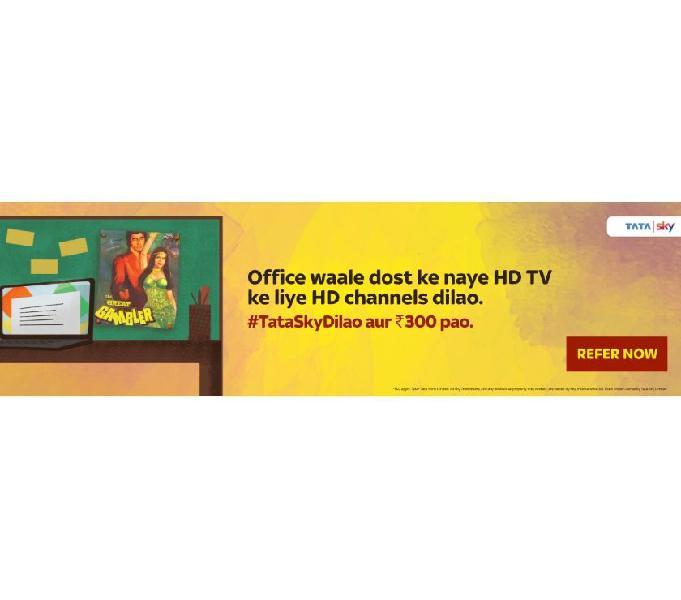 Tata Sky Set Top Box | New Connection – 9043743890