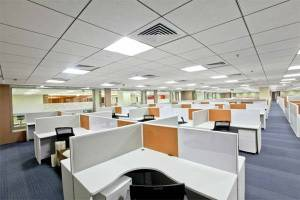 sq.ft Exclusive office space For rent at St. Marks