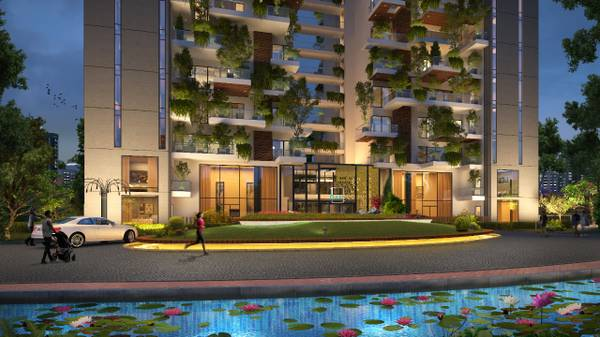 ATMOS: Luxury apartments in Lucknow