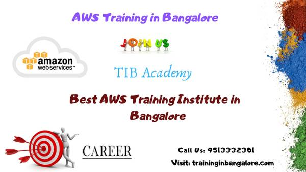 AWS Training in Bangalore