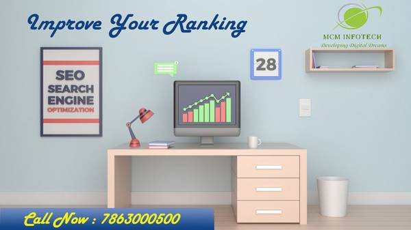 Best SEO Services provider company in Delhi | MCM Infotech