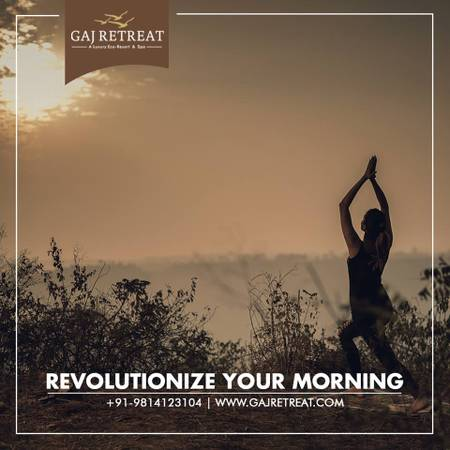 Revolutionize your morning at best exotic resorts