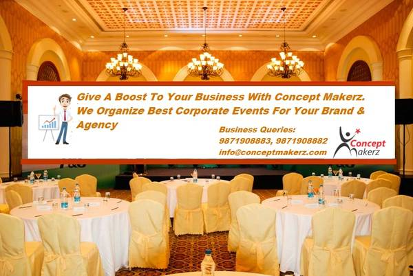 Best Corporate Conference Event Management Companies in
