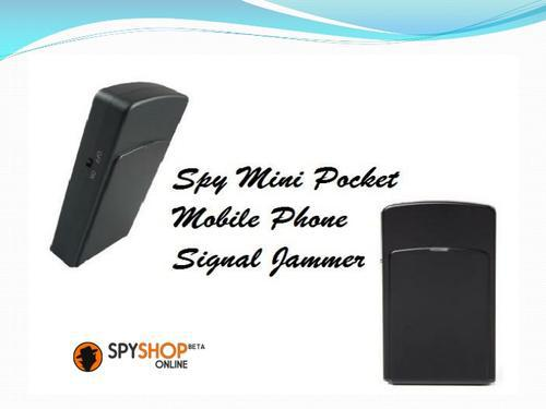 Buy Mobile Phone Signal Jammer In Delhi NCR