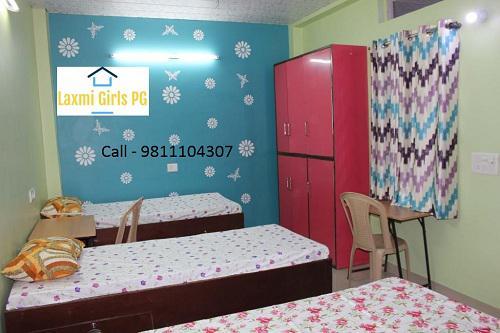 Girls Hostel in Laxmi Nagar