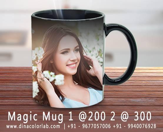 Personalized Mugs | Magic Mug | Promotional Mugs Printing