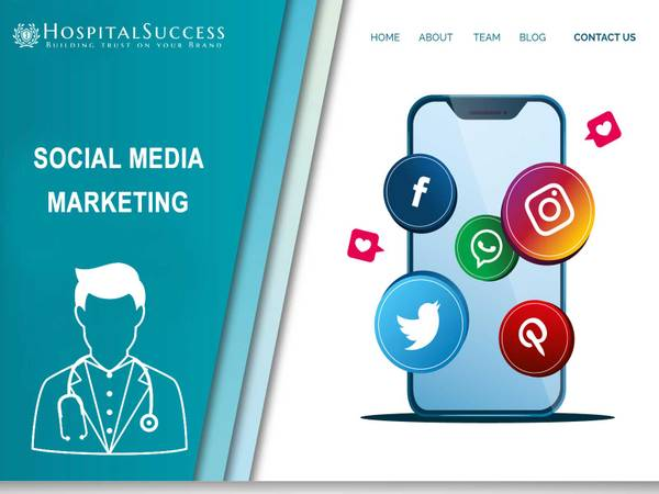 Hospital Social Media Marketing