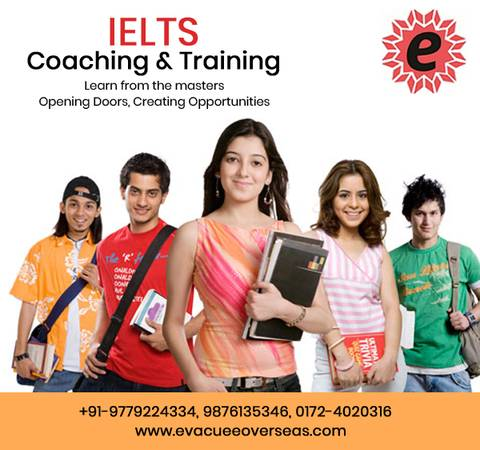 IELTS Coaching and Immigration consultants in Chandigarh