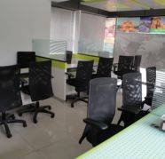 sqft commercial Office space for rent at crescent rd