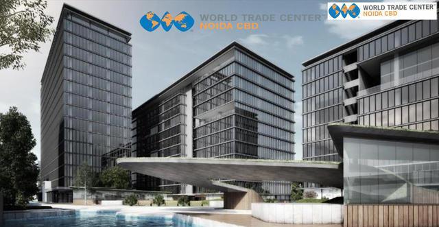 WTC CBD Noida 9810118351 the Best Investment in Noida