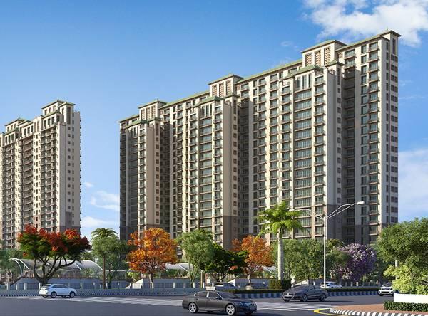 ATS Le Grandiose: 3BHK apartments