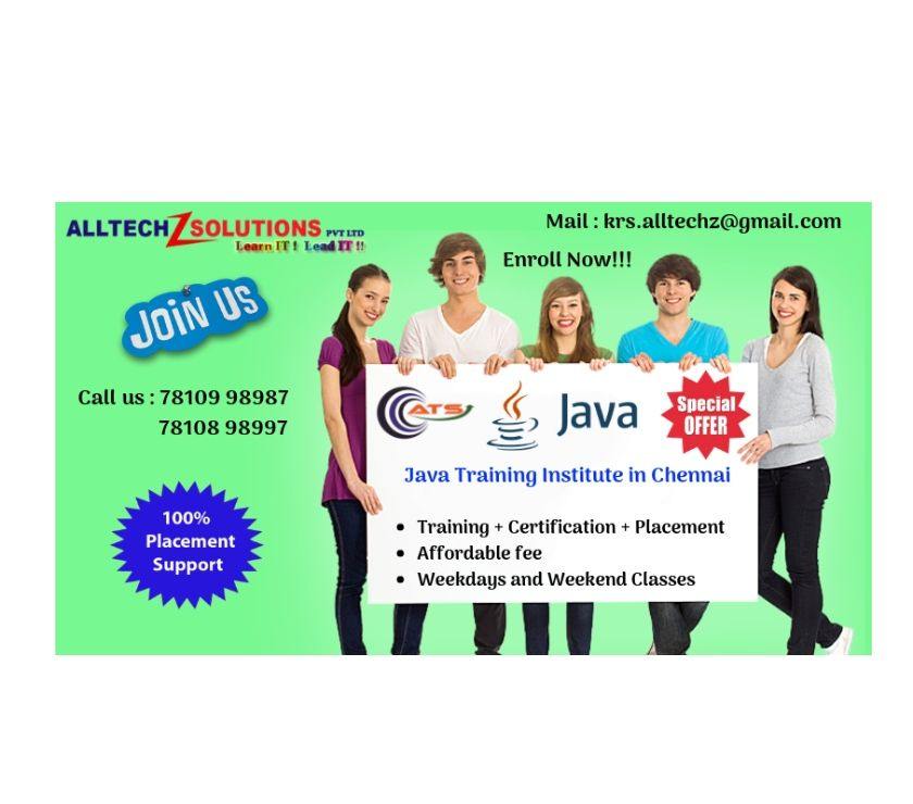 Best Java Training Institute in Chennai Chennai