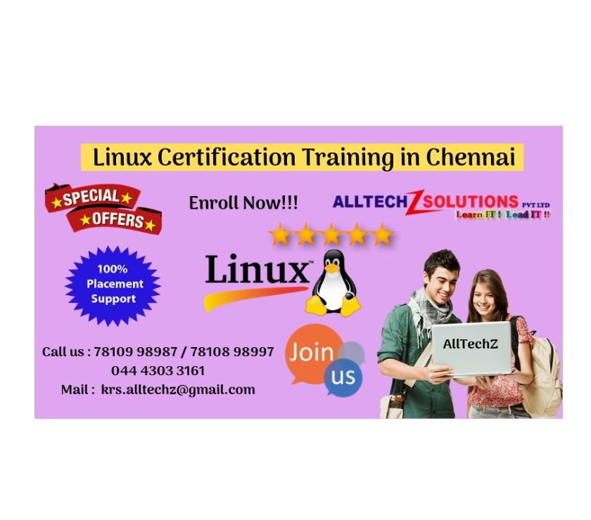 Best Linux Certification Training in Chennai Chennai