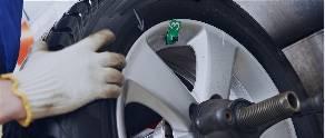 Wheel balancing service starting at just ₹399.
