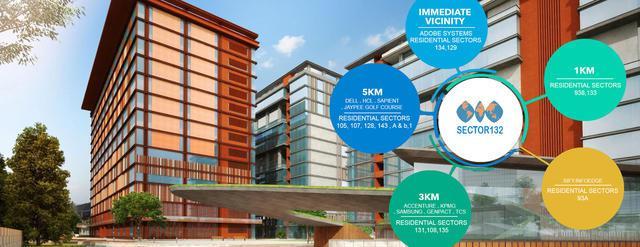 Own a premium Office Space in WTC CBD Noida 9711836846