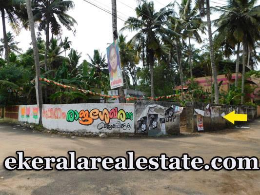Plot for Sale at Mottavila Mannanthala