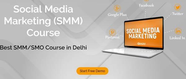 Social media marketing courses in Delhi