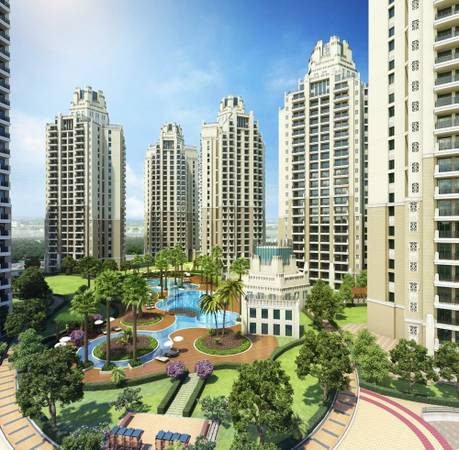 ATS Allure: 2 & 3 BHK Luxury Apartments in Sector 22D