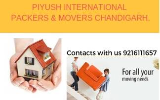 Packers and movers Chandigarh |Household |Office shifting
