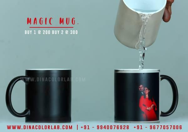 Photo Coffee Mug Online | Personalized Mugs | Magic Mug |