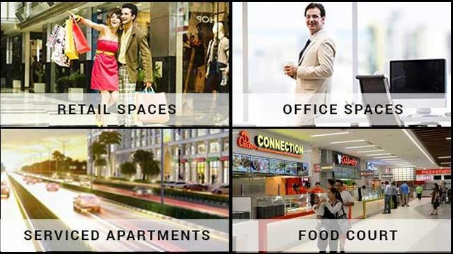 Buy Retail shops and office space MMR 52nd Avenue