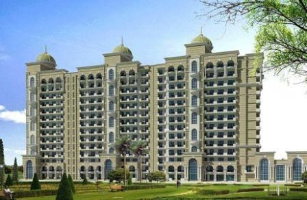 Purvanchal Kings Court: 3/4 BHK Apartments in Gomti Nagar