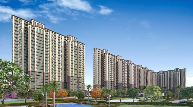 ATS Le Grandiose UltraGreen 3 4 BHK HOME in Sector 150