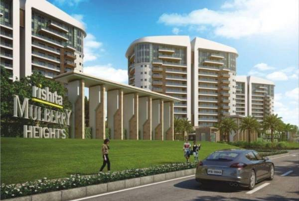 Rishita Mulberry Heights: 2 & 3BHK Apartments @  Lacs