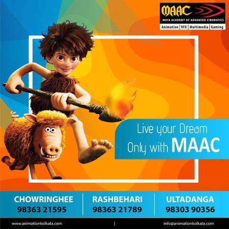 Make Your Career With Best Maac Institute Kolkata