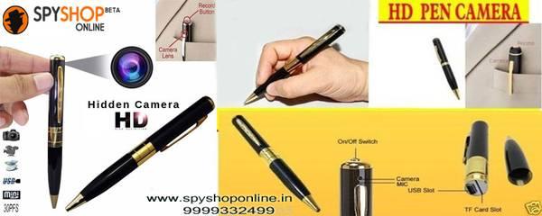 Wrist Watch With Spy Camera