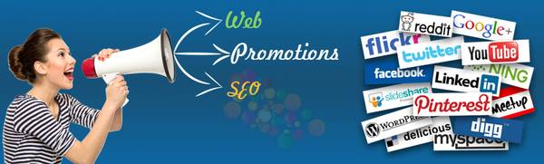 Outstanding Web Promotion Services | Grip Infotech
