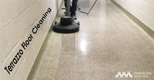 Terrazzo Floor Cleaning Services in Delhi/NCR