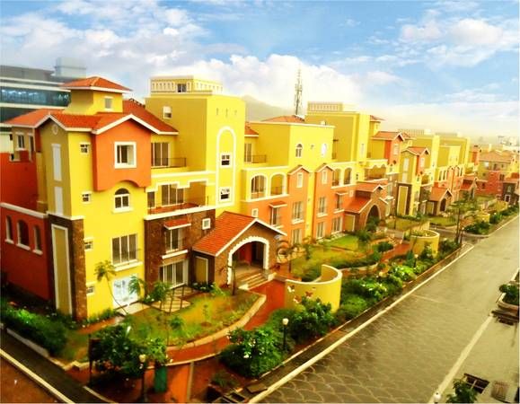 Spacious 3-4 BHK apartments for sell in Baner,pune. Atul