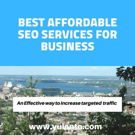 Best Affordable SEO Services Company